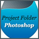 Project Folder Mock-Up - GraphicRiver Item for Sale