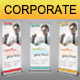 Multipurpose Corporate Roll-Up Banner - GraphicRiver Item for Sale