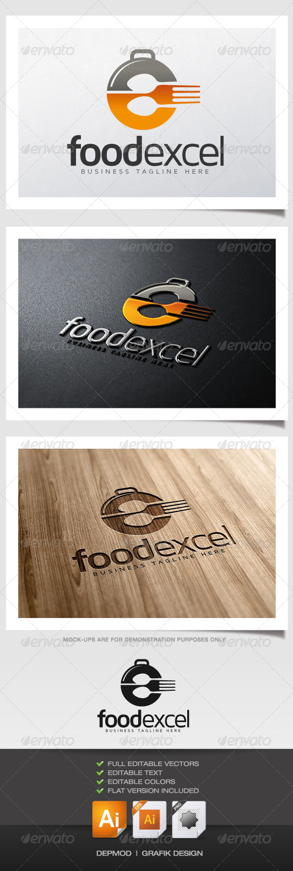 Food Excel Logo