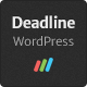 Deadline - Responsive WordPress News / Magazine Theme Nulled