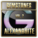 Luxury Gemstones Volume 2: Alexandrite - GraphicRiver Item for Sale