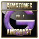 Luxury Gemstones Volume 4: Amethyst - GraphicRiver Item for Sale