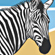 Zebra Illustration - GraphicRiver Item for Sale