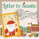 Letter To Santa - GraphicRiver Item for Sale