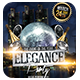 VIP Elegance Party | Flyer + Fb Cover - GraphicRiver Item for Sale