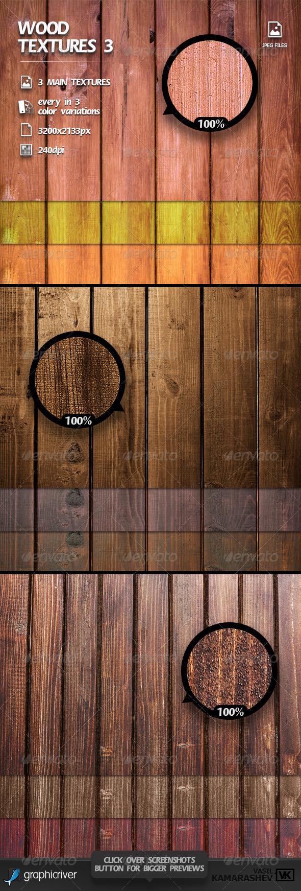 Wood Textures 3 - Wood Textures