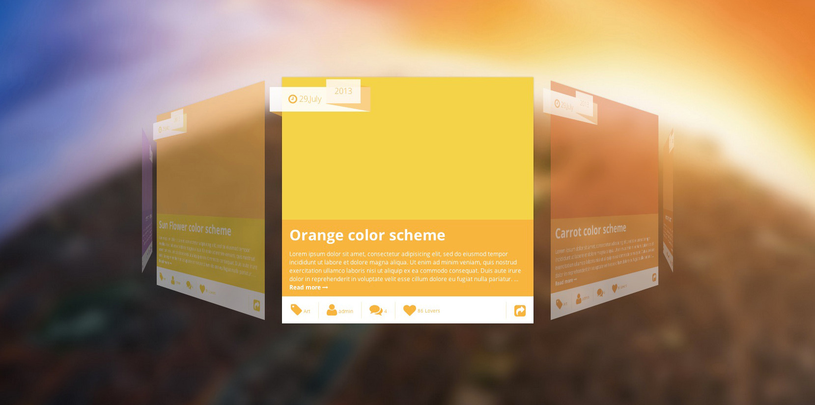 Storyline 3d Slider By Craythemes Codecanyon
