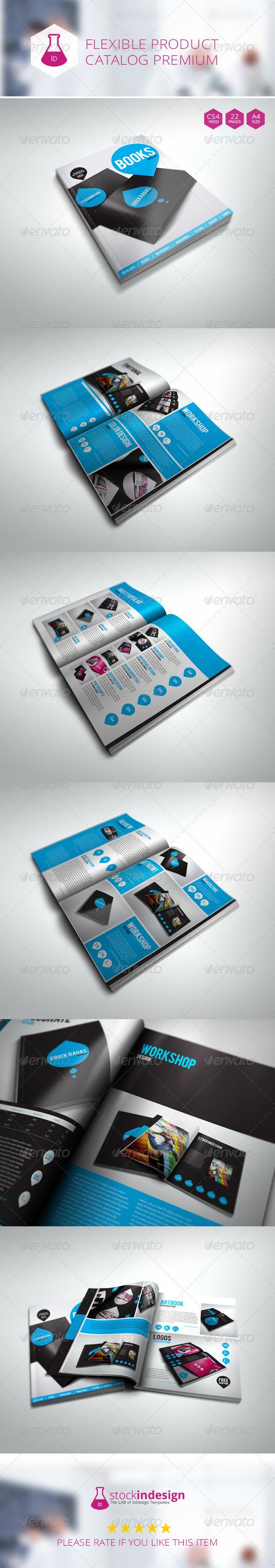 Flexible Product Catalog Premium - Catalogs Brochures