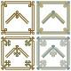 Celtic Knot Corner Patterns 3 - GraphicRiver Item for Sale