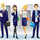 Business People - GraphicRiver Item for Sale