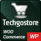 WooCommerce WordPress Theme - TechGoStore Nulled
