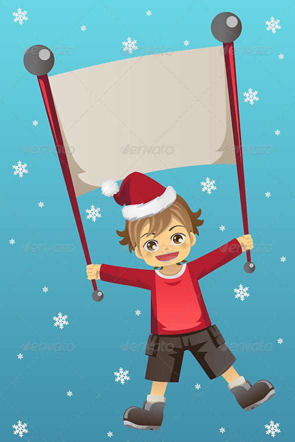 Christmas Kid - Christmas Seasons/Holidays
