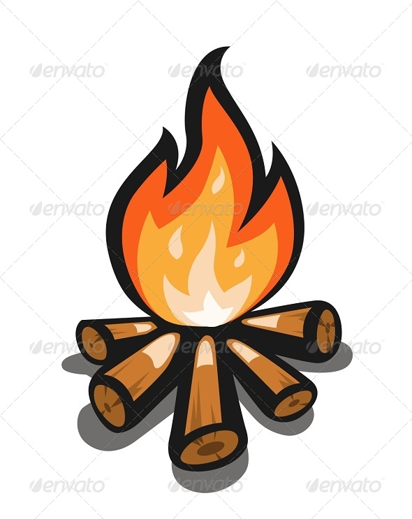 Campfire - Miscellaneous Vectors