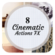 8 Cinematic Actions - GraphicRiver Item for Sale
