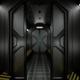 Spaceship Corridor 002 - VideoHive Item for Sale