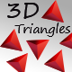 3D Triangles - GraphicRiver Item for Sale