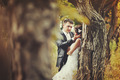 Married Couple in forest - PhotoDune Item for Sale