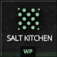 SaltKitchen-Restaurant Food Recipe Theme Nulled