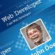 Web Developer Designer Twitter Header Cover - GraphicRiver Item for Sale