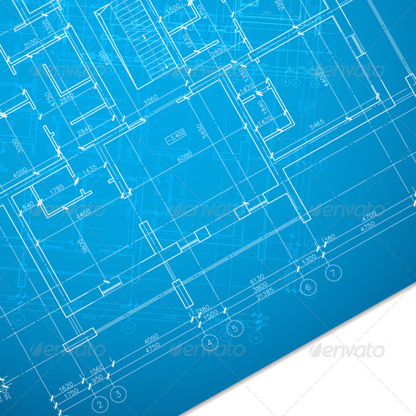 Architecture Background - Buildings Objects