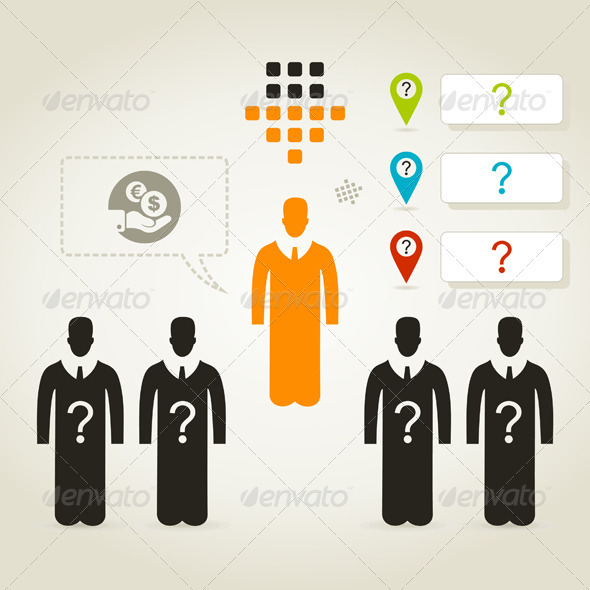 Person Business 4 - People Characters