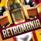 Retromania Party Flyer Template - GraphicRiver Item for Sale