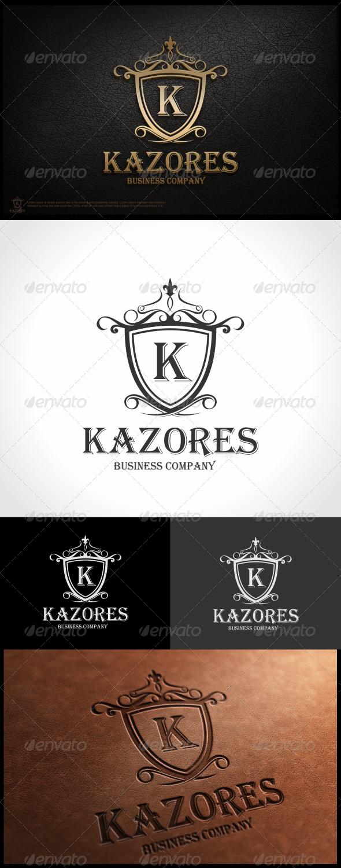 Kazores Logo Template - Crests Logo Templates