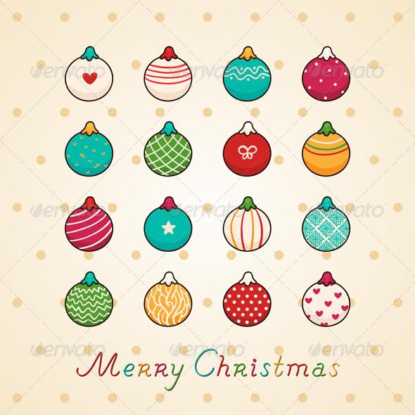 Christmas Garlands - Christmas Seasons/Holidays