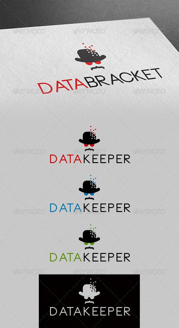 Data Keeper Logo Templates - Logo Templates