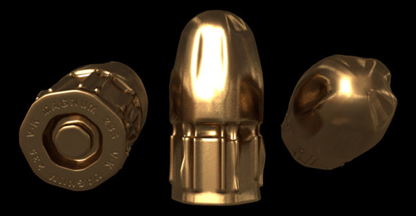 Bullet01 - 3DOcean Item for Sale