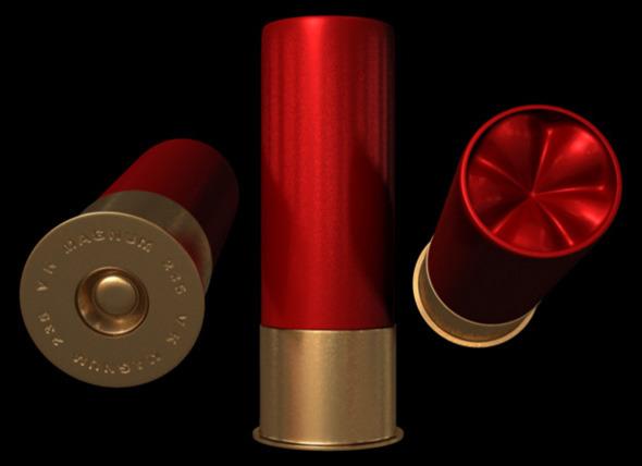 Bullet08 - 3DOcean Item for Sale