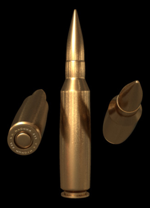 Bullet10 - 3DOcean Item for Sale