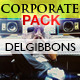 Corporate Commercial Pack - AudioJungle Item for Sale