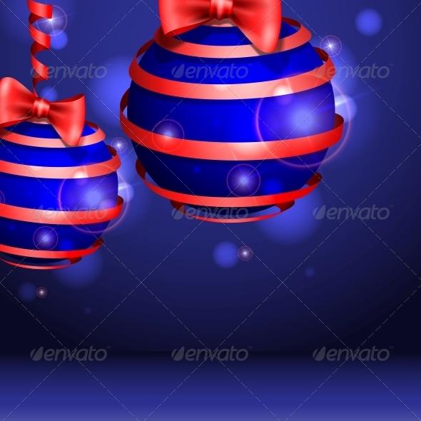 Christmas Balls. - Christmas Seasons/Holidays