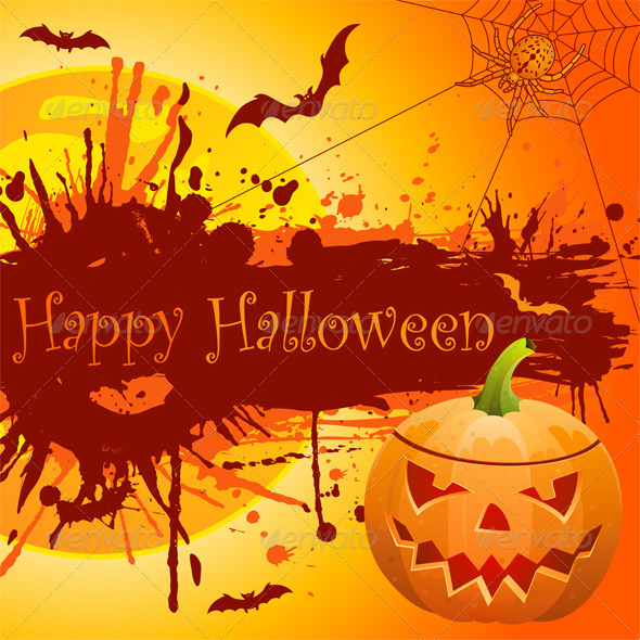 Halloween frame - Halloween Seasons/Holidays