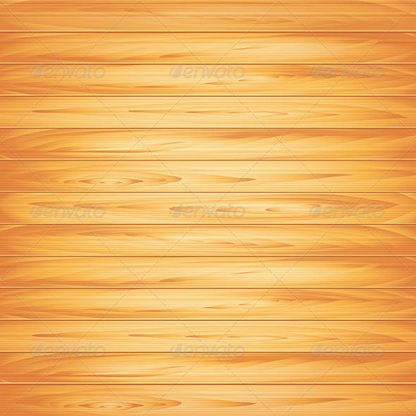 Wood Texture, Light Plank Background - Decorative Symbols Decorative