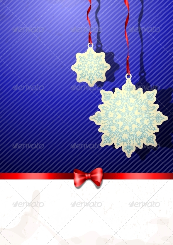 Elegant Christmas Background. - Christmas Seasons/Holidays