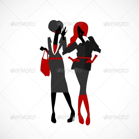Gossip - People Characters