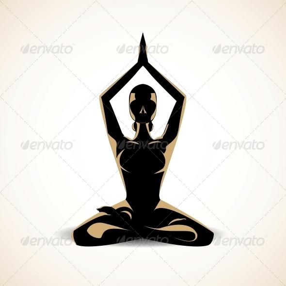 Yoga - Sports/Activity Conceptual