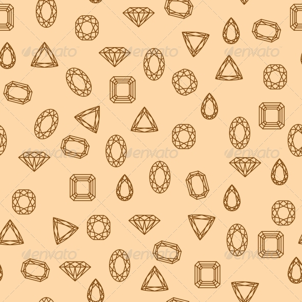 Diamonds Pattern - Backgrounds Business