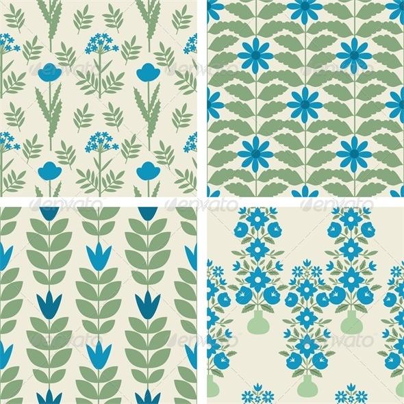 Patterns Set - Patterns Decorative