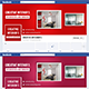 Interior Facebook Timeline Cover - GraphicRiver Item for Sale