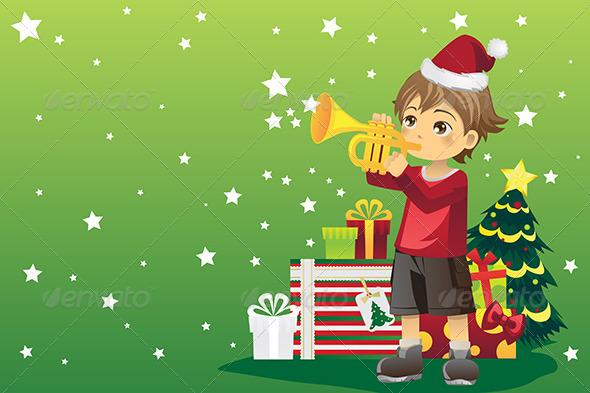 Christmas Boy - Christmas Seasons/Holidays