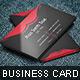 Business Card v4 - GraphicRiver Item for Sale