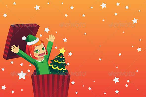 Christmas Girl - Christmas Seasons/Holidays