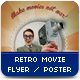 Retro Studio Flyer / Poster - GraphicRiver Item for Sale