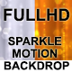 Sparkle Motion Backdrop Loop - VideoHive Item for Sale