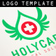 Holycare Logo Template - GraphicRiver Item for Sale