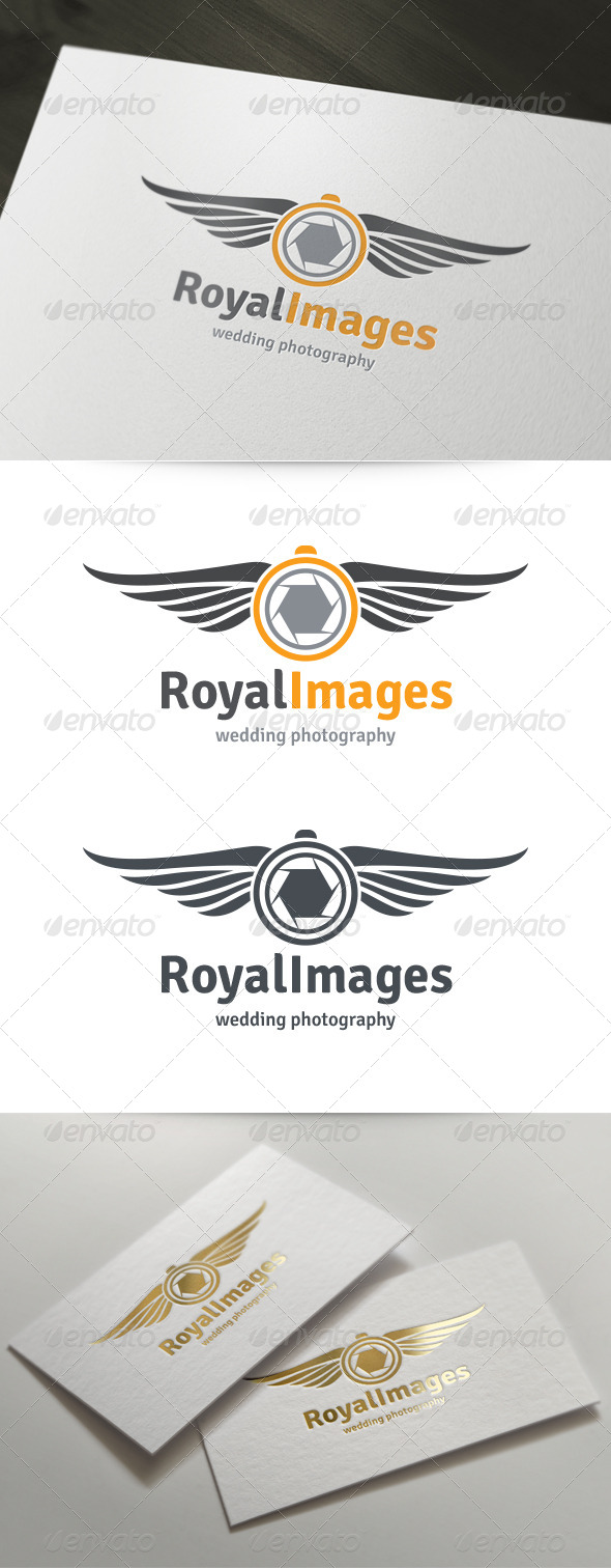 Royal Images - Wedding Photography Logo - Symbols Logo Templates