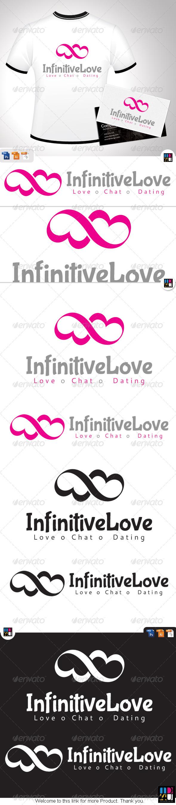 Infinitive Love - Symbols Logo Templates
